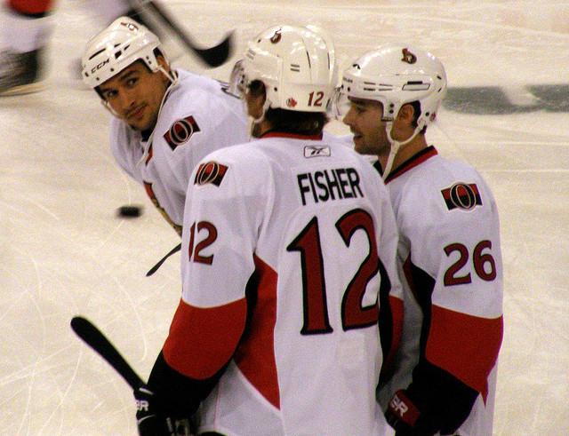 2009-11-28 Senators warm-ups (7)