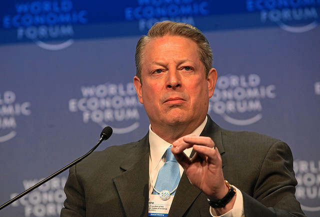 Al Gore - World Economic Forum Annual Meeting Davos 2009