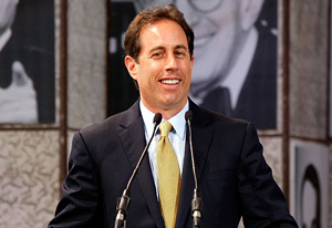 Jerry Seinfeld Booked as Leno's First Guest