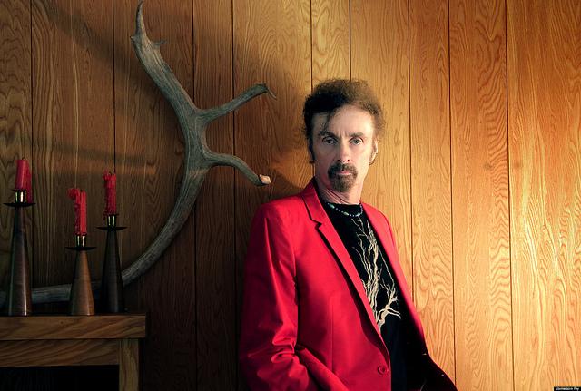 TC- Boyle Red Jacket Literary Fiction Writer