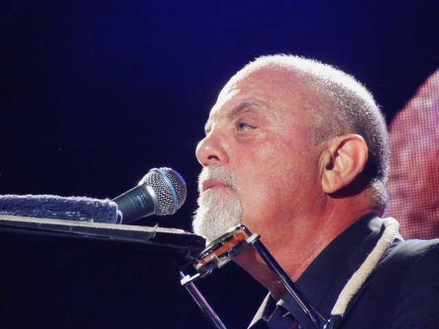 Billy Joel, Birmingham, NEC.