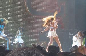 Blowin' Beyoncé