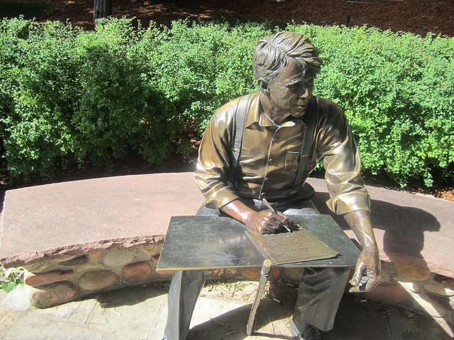 Colorado - Boulder: UC-Boulder - Ekstrand Sculpture Plaza