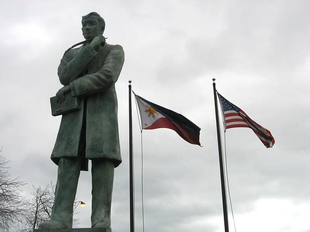 Dr. Jose Rizal Monument - Chicago, IL