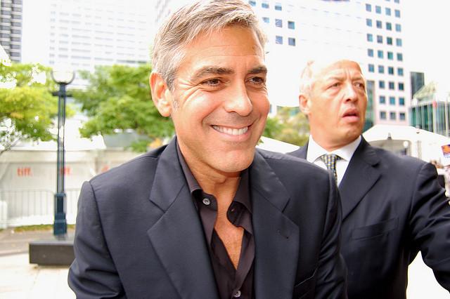 George Clooney - TIFF 09'