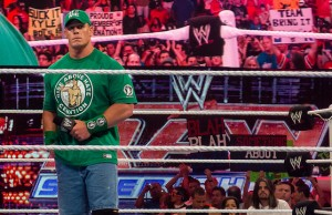John Cena at Raw, Miami, 2 April 2012