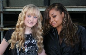 Lindee Link with Raven Symone