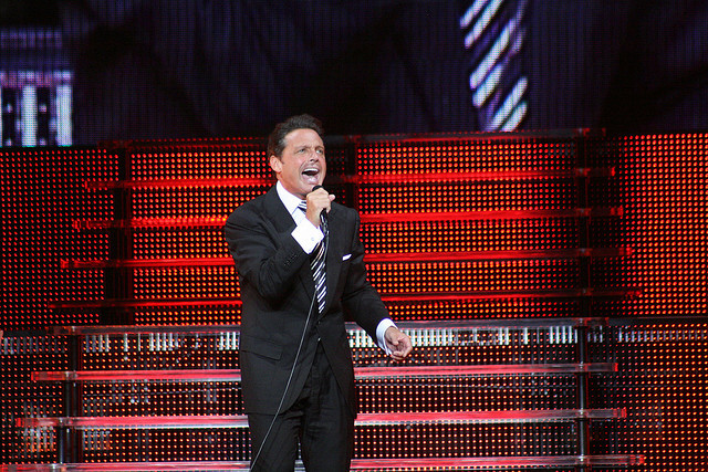 Luis Miguel :: Broomfield Events Center :: 10.02.08