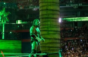 Triple H at Wrestlemania XXVIII