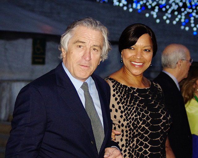 Robert De Niro Grace Hightower VF 2012 Shankbone 2