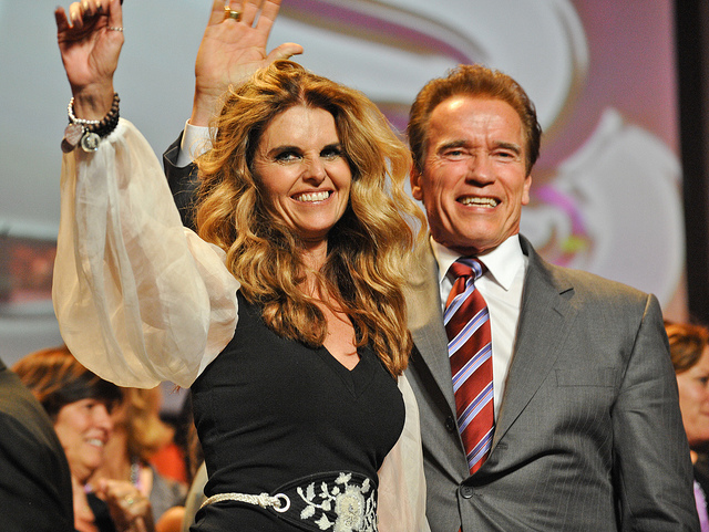 Maria and Arnold