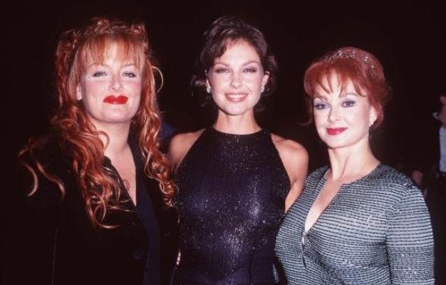 Wynonna, Ashley & Naomi Judd