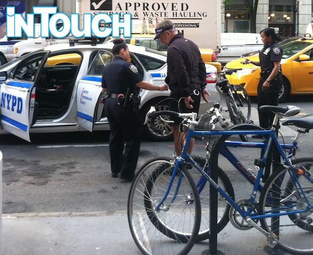 Alec Baldwin Arrest