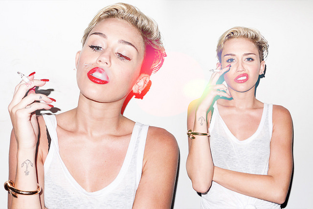Miley Cyrus By Maryseditions D6 Vcys 2