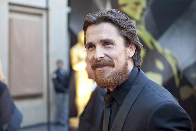Christian Bale. OTRC.