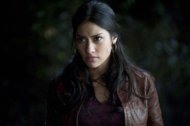 Janina Gavankar as Luna