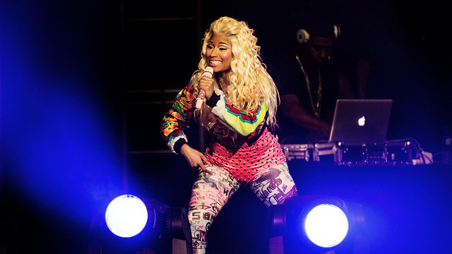 Nicki Minaj - Oslo Spektrum 2012