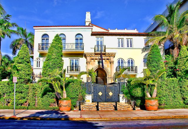 Gianni Versace´s Mansion