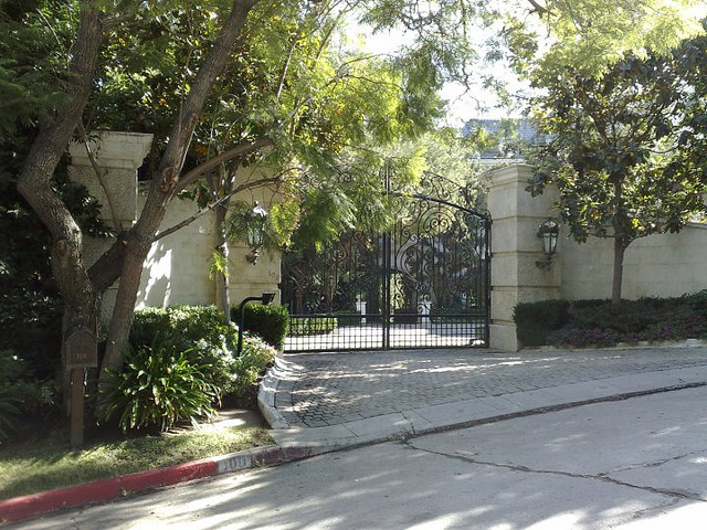 Michael Jacksons House