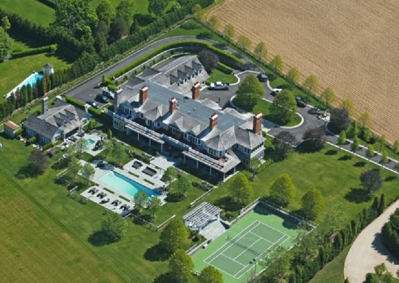 12 beyonce-jay-z-43-million-hamptons-summer-rental-home-sky view