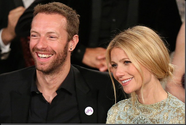 Chris Martin and Gwyneth Paltrow announce that they will split