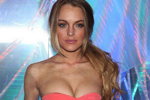 Lindsay Lohan 23