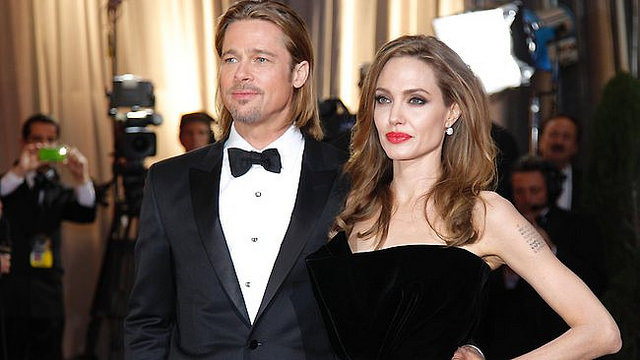 angelina jolie and brad pitt HD Walpaper