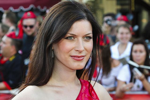 Actress Lauren Maher
