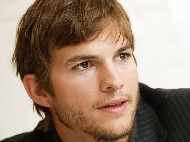 Ashton Kutcher Reveals His Daughter's Name