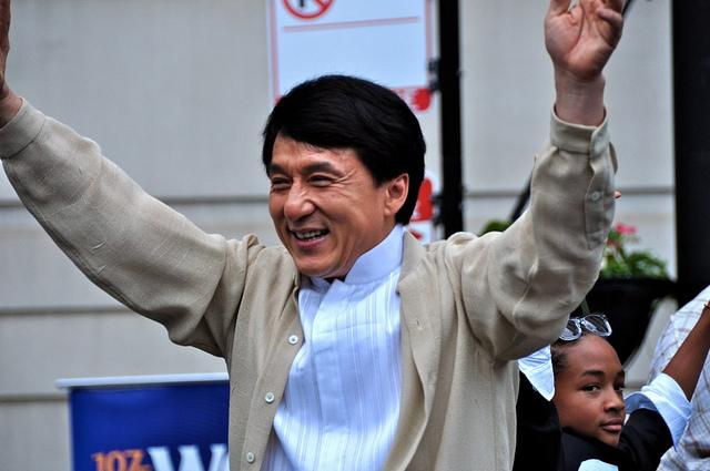 Jackie Chan & Jaden Smith