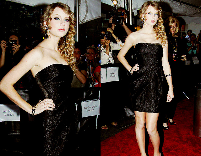 Taylor Swift, Time's 100 Most Influential People in the World Gala (2010)