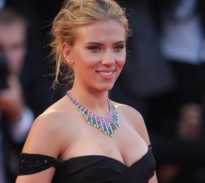Scarlett Johansson Venice Film Festival 2013-3