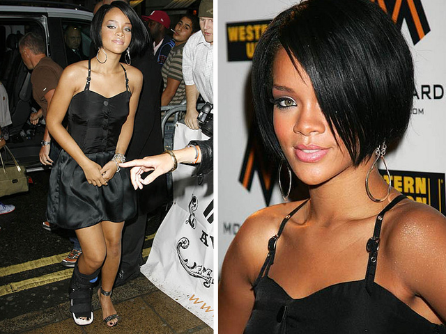 rihanna-black-dress