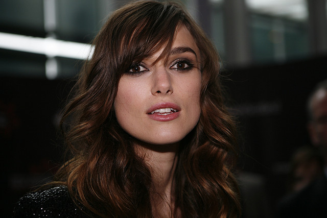 Keira Knightley - The Edge Of Love red carpet