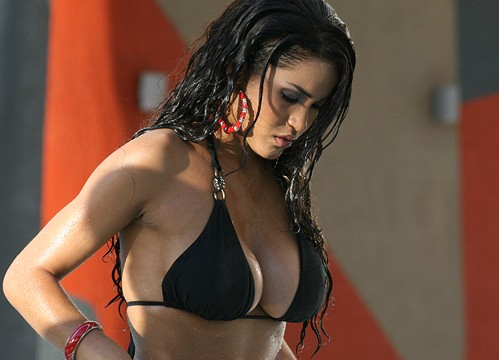 Sexy Photo shoot de Rosa Acosta