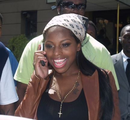 foxy brown free from jail