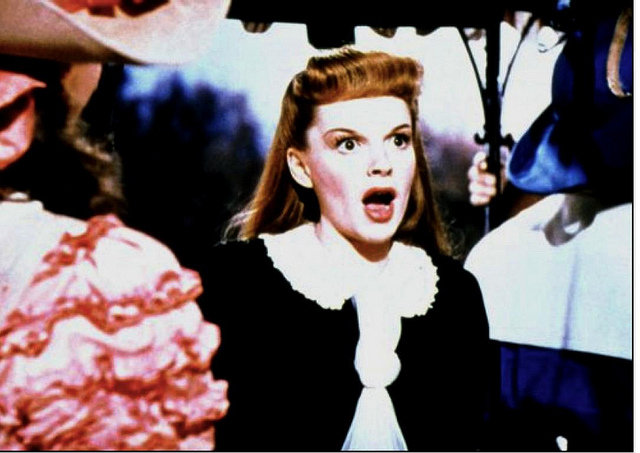 Judy Garland in ''Meet Me in St. Louis'' 1944