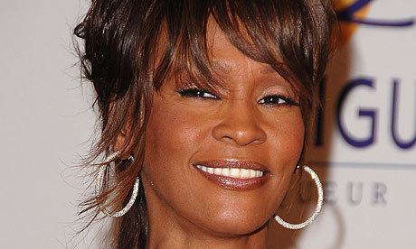 RIP Whitney Houston: 1963 - 2012