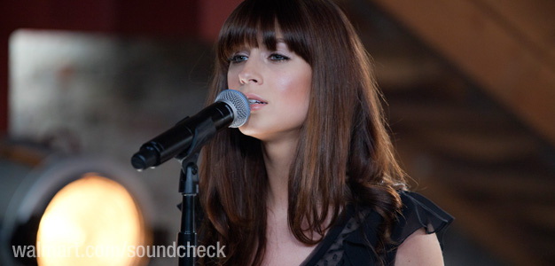 Gloriana Perform Live on Walmart Soundcheck August 2012