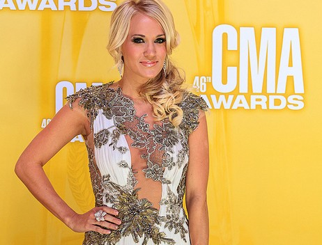 CMA Awards 2012 - Carrie Underwood