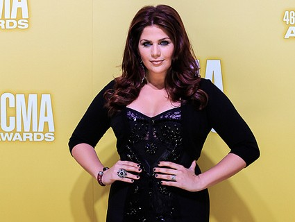 CMA Awards 2012 - Hillary Scott (Lady Antebellum)