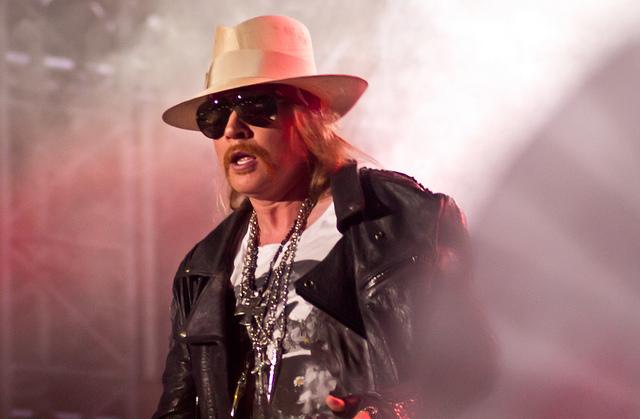 Guns'n'Roses, Festival Costa de Fuego - 20/07/12